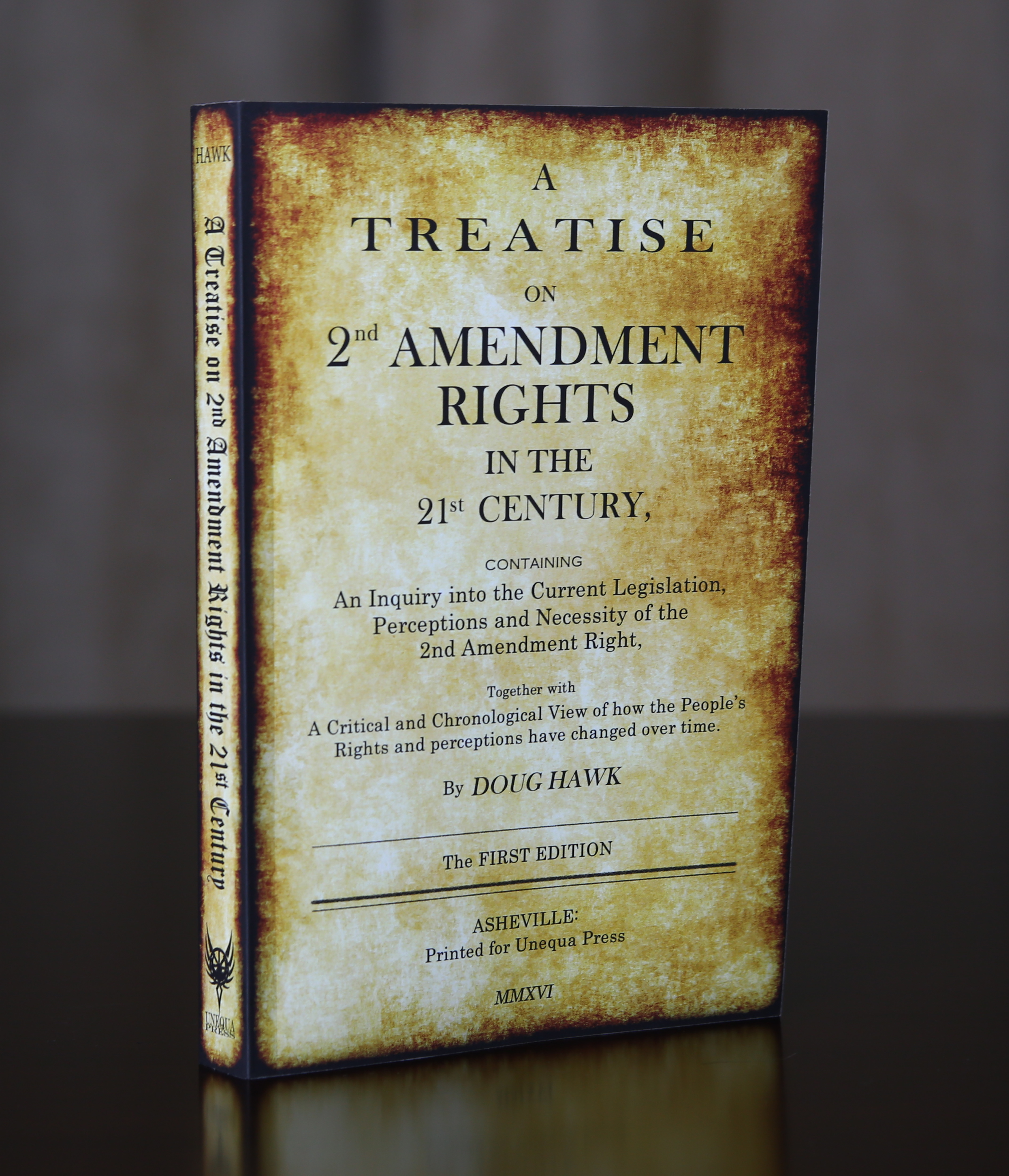 a treatise on 2nd amendment rights in the 21st century dismantles